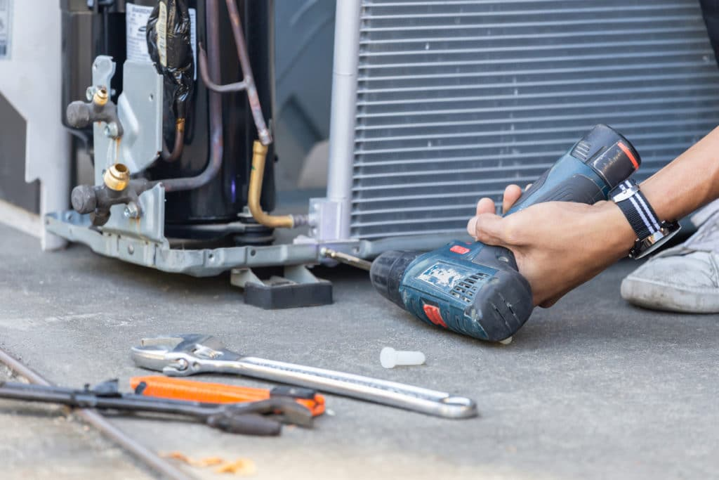 AC maintenance services in Tampa FL
