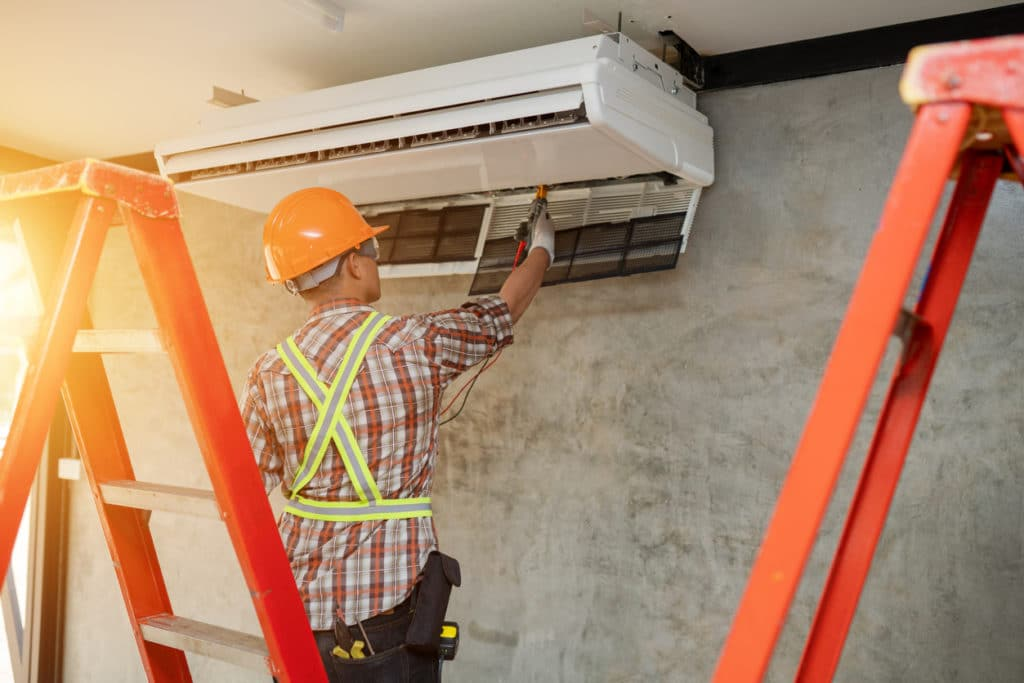 Air conditioning service contractor Odessa, FL